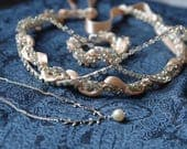 CUSTOM listing-- Princess Aurora Jewelry
