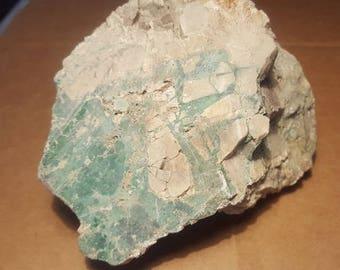Beautiful Natural Variscite specimen