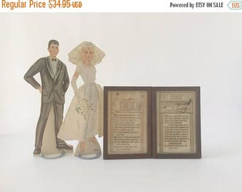 Memorial Day Sale When You Marry Advice Framed Pictures, Vintage When You Marry Him, When You Marry Her, Buzz Ware