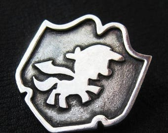 Silver Cutie Mark Crusaders brooch