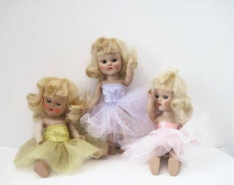 Ginny Doll Ballet Costume Choice of colors