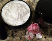 Whipped Shea Body Butter with Emu Oil, Avocado Oil, Aloe, Vitamin E, Monoi de Tahiti Oil - Luxury Cream for your Body  Scented Kismet