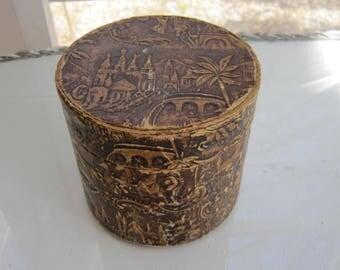 Victorian Cuff Box