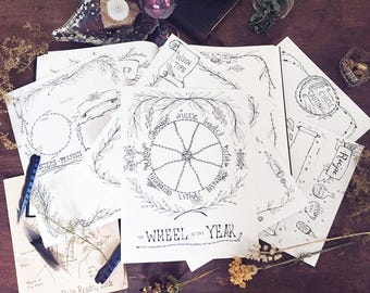 Planner For A Magical 2018 Printable Pdf