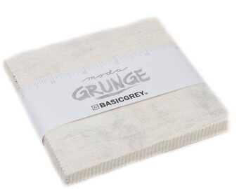 Grunge cotton charm pack by Moda Fabrics 30150 PP 270