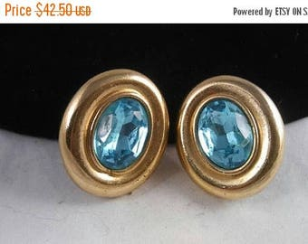 Now On Sale Vintage Givenchy Earrings, Vintage Statement Earrings, Designer Signed Jewelry, Couture Vintage Jewelry