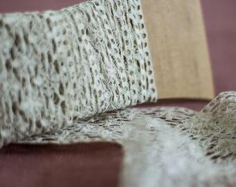 Vintage Lace, Silk,