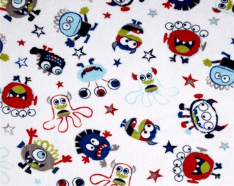 Alien baby blanket etsy for Space minky fabric