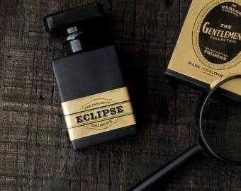 Men's Cologne -  Noir Collection- Victorian Black Bottle - Choose Your Scent