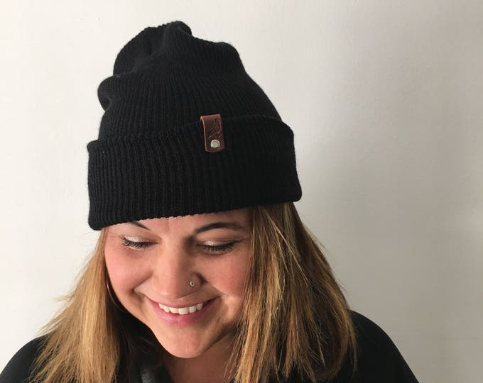 Kurier beanie - a customer favorite