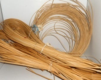 Weavers, Basket Weavers ,Round Reed, Cane, Assortment Basket Material, 1/4 Cane, 1/8 Reed