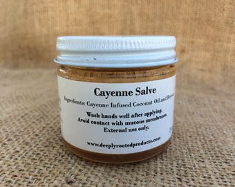 Cayenne Salve