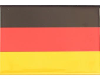 Flag of Germany Fridge Magnet