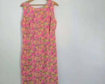 Vintage address Maggy Dress
