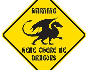 Image result for there be dragons here