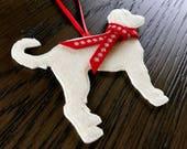 Labradoodle Dog Christmas Decoration, tree decoration,decoration,