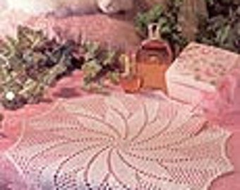 House of White Birches*Collectible Doily Series*Worlds Finest Doilies