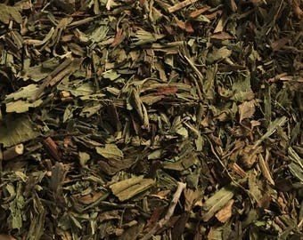 Stevia Leaves, Dried Herb, Herbal Sweetener, Stevia rebaudiana