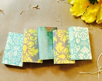 Sunny Skies {Matches} ~ set of 5