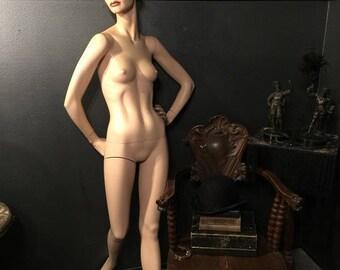 Vintage Mannequin Great Store Display