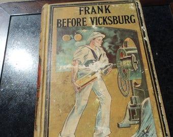 Frank Before Vicksburg by Henry Castlemon/Part of the Frank Nelson series