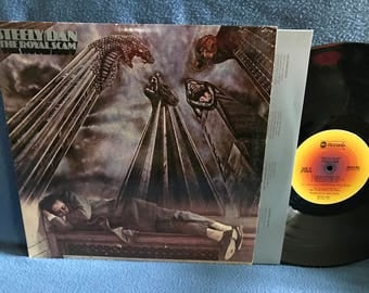 "Vintage, Steely Dan - ""The Royal Scam"", Vinyl LP, Record Album, Original 1976 Press, Kid Charlemagne, Green Earrings, The Fez, Yacht Rock"