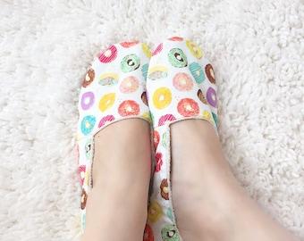 Women's Donut Lounge Shoe Slippers