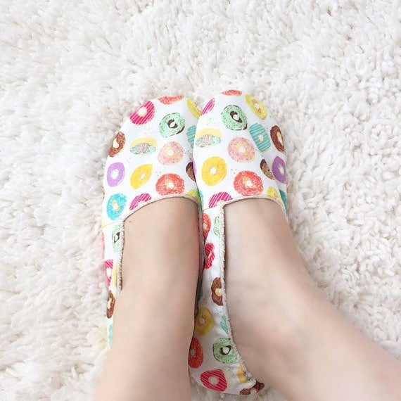 Women's Donut Lounge Shoe Slippers
