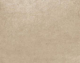 Metallic Velvet Pillow Cover in Champagne - Fabricut Fabric