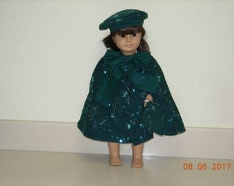 American Girl doll Capes