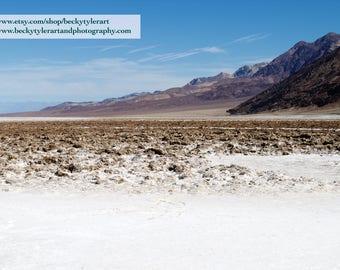 Death Valley, California, Fine Art Photo Print