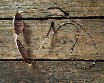 Boho glasses chain, eyeglass chain, glasses chain, eyeglass holder, boho, eyeglass necklace, glasses holder, sunglasses chain, glasses cord