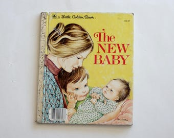 A Little Golden Book: The New Baby