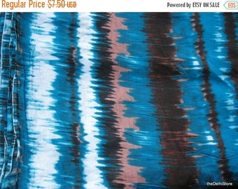 Flat 40% Off Digital Print Cotton Voile Fabric by Yard