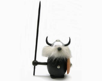 Danish Viking Figure |  Mid Century Design