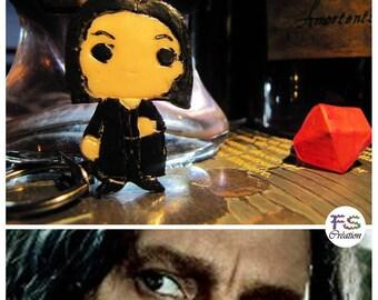 Severus Snape, HP Keyring