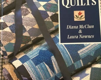 Say It With Quilts by Diana McClun & Laura Nownes