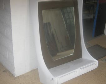 Space Age Jetsons Loewy/df2000 Wall Mirrors