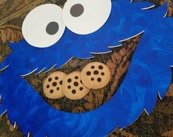 Cookie Toss Bean Bag Game - Cutout & Bean Bag Cookies
