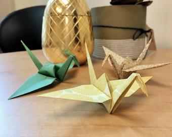 50 Large Origami Cranes