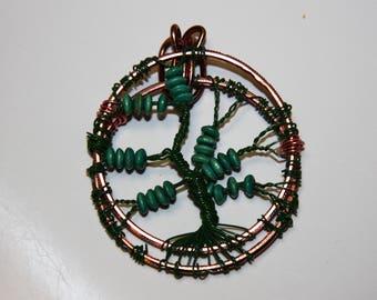 Tree of Life/ Pentant