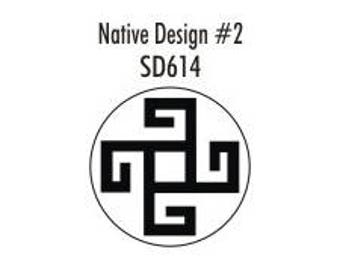 Stock Native Design #2  (SD614)