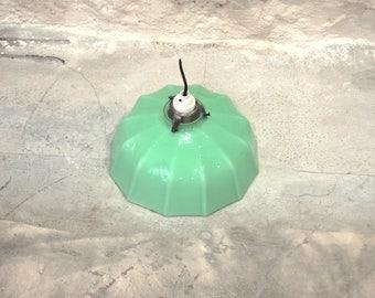 Suspension lampshade vintage