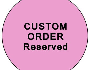 """Custom Order  For Sage - -2- 5/8"""" or 16 mm Octopus Sewing Buttons."""