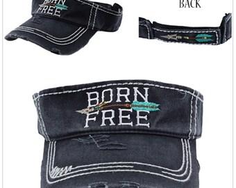 Born Free Visor