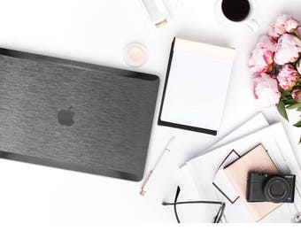 Brushed/Leather Macbook