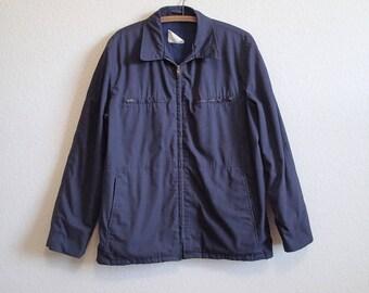 Gas Station Jacket - Medium - Flannel Lining