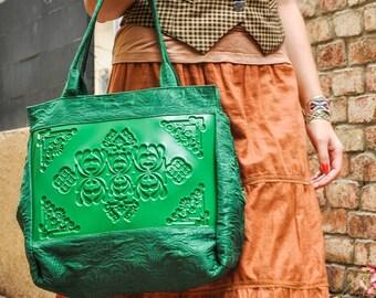 Vegan hobo bag / unique hobo  bag / vintage hobo bag / hobo bag purse / strong & durable / cruelty free bag / get ready for compliments