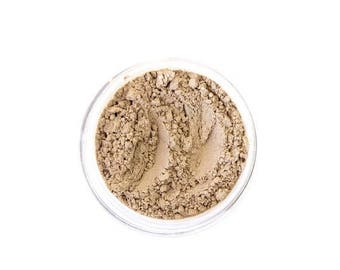 SALE All Natural Makeup - Neutral Light Skintones - Natural Foundation - Light Beige