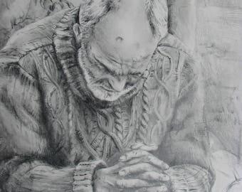 Memories: original drawing